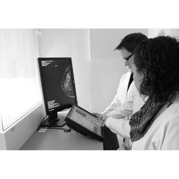 Ecografia mamaria: Servicios de Clínica Ginecológica Gabaldón