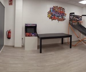 Local para eventos con niños en Zaragoza