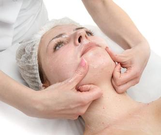 Extensiones de pestañas: Tratamientos de Centro de Estética Maeve