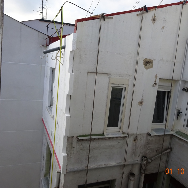 Fachadas de aislamiento sate  : Servicios de Reformas Maver