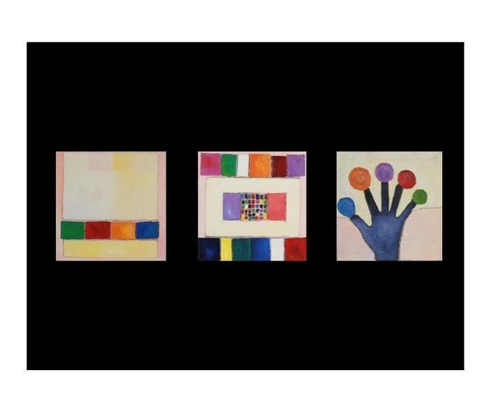 Serie Abstracta II. VENDIDO