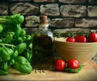 Usos del aceite de oliva y del aceite de girasol