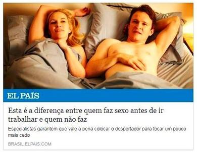Nueva colaboración para El País, en este caso en Brasil
