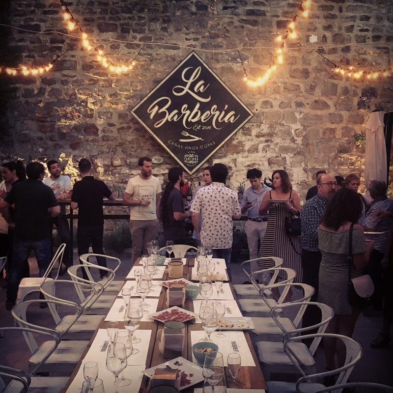 Vinos de Jerez: Nuestra Carta de La Barbería Baeza