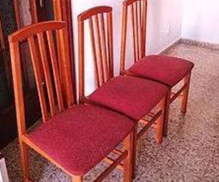 Limpieza de tapicerías: Servicios de Limpiezas Boyra