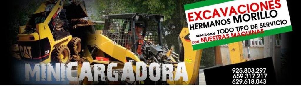 Excavaciones en Talavera de la Reina | Excavaciones y Transportes Hermanos Morillo