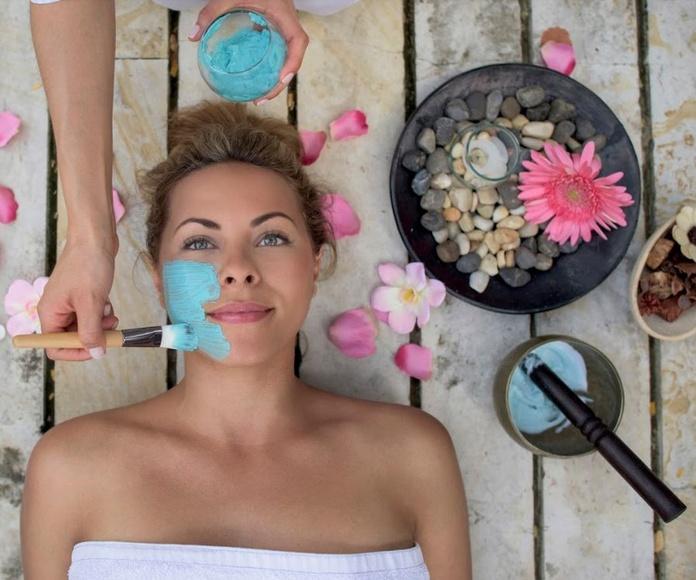 Tratamientos faciales especiales: Servicios de Evanails & Beauty