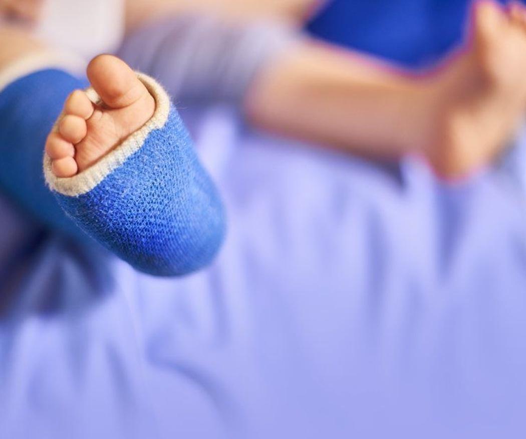 La ortopedia en la etapa infantil