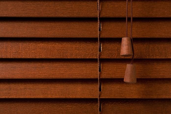 Venecianas de madera: Productos y servicios  de Ventanas y Persianas Persiplast