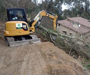 Empresa de obras públicas en Galicia
