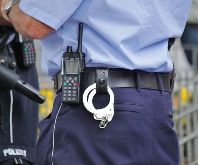 Accesorios para vigilantes de seguridad
