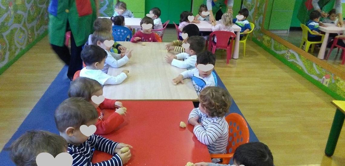 Escuela infantil confortable y segura en Leganés