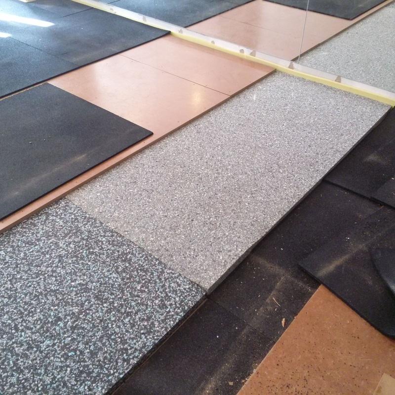 AISLAMIENTO ACÚSTICO ACADEMIAS DE BAILE Y GIMNASIOS: Productos y servicios  de Acoustic Drywall