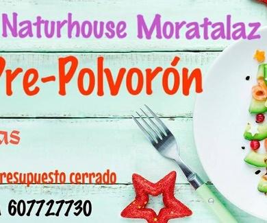 PLAN PREPOLVORÓN en tu Centro de Dietética en Naturhouse Moratalaz