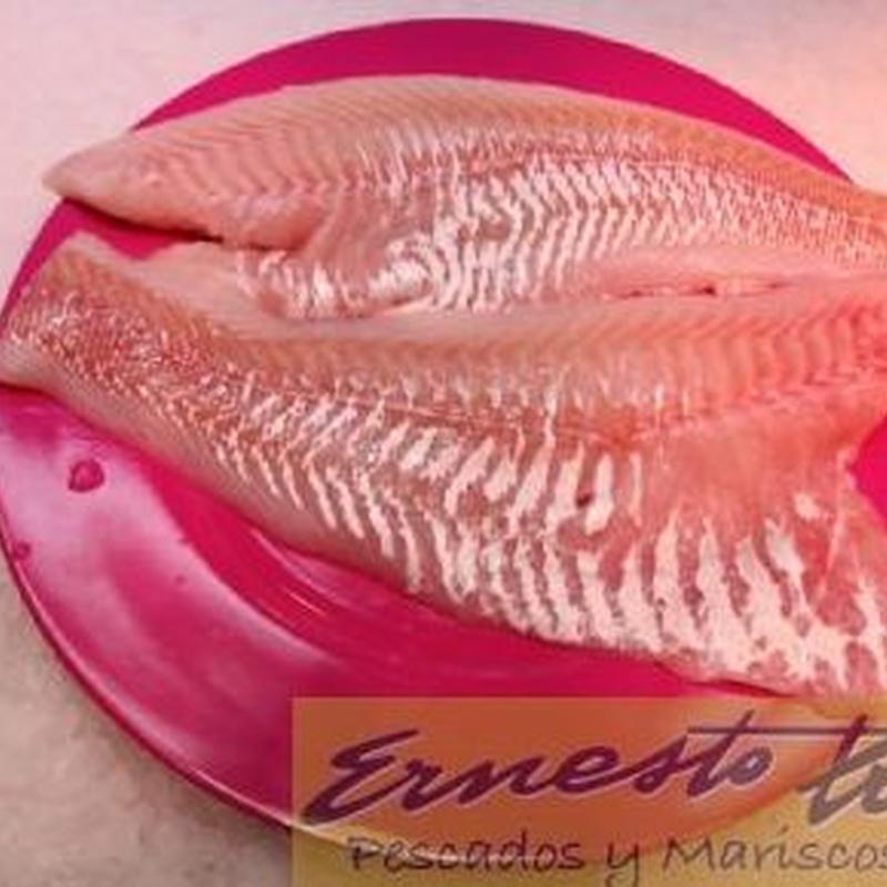 Bacalao en filetes: Productos de Ernesto Prieto