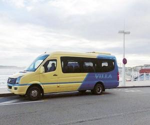 Minibús de 19 plazas