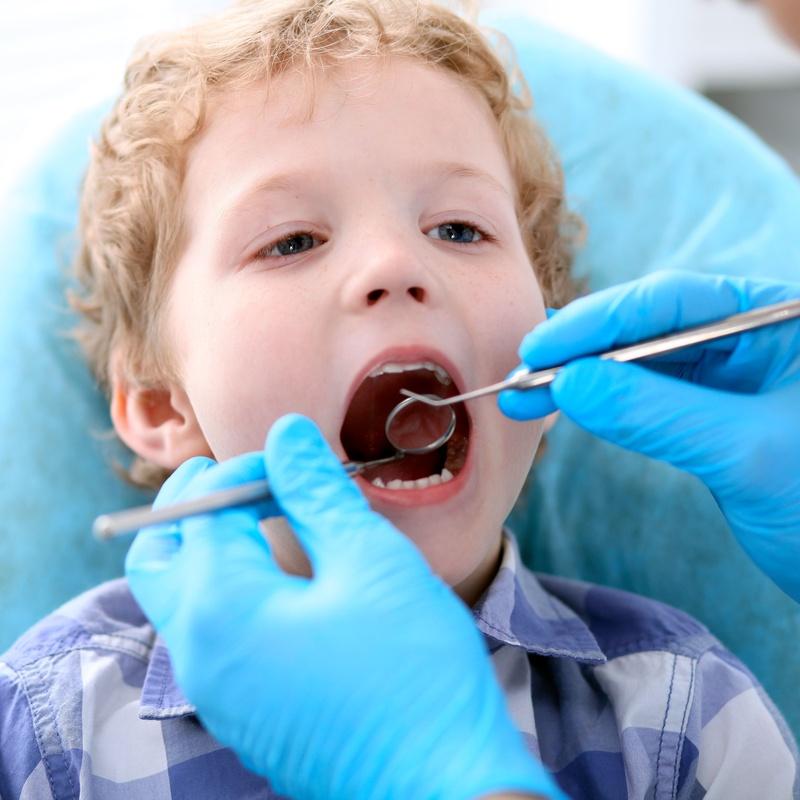 Odontopediatría: Especialidades de Clínica Dental Empar Benlloch