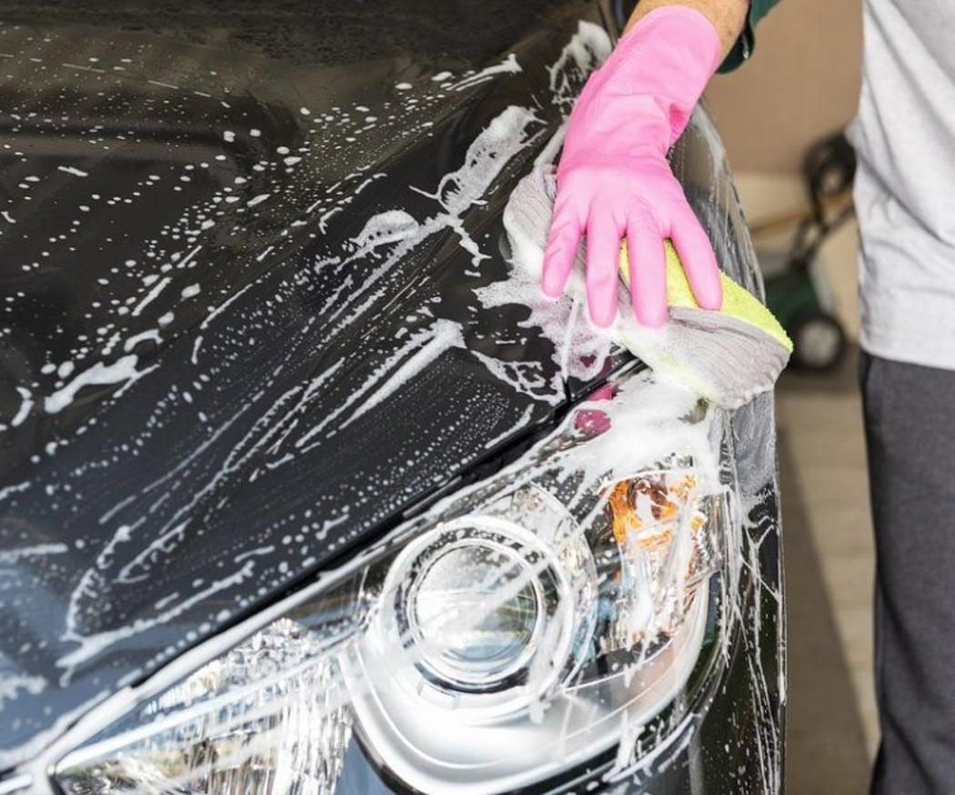 Ventajas del lavado a mano del coche
