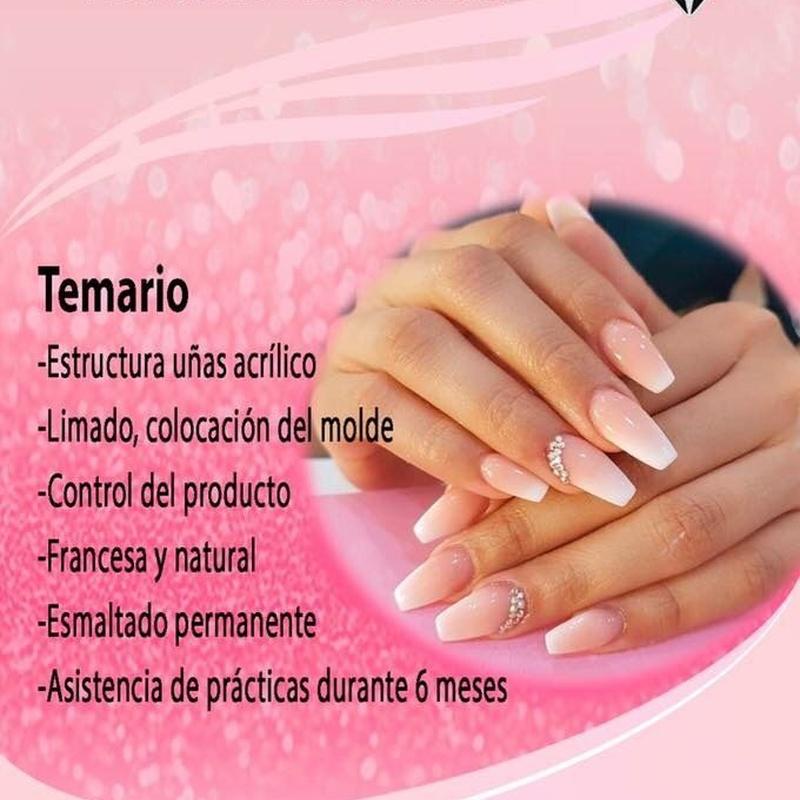 Curso completo de uñas: Servicios de Gemma Beauty Bar