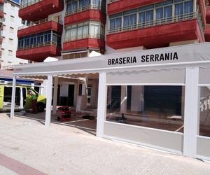 Cerramientos y toldos en  Huelva