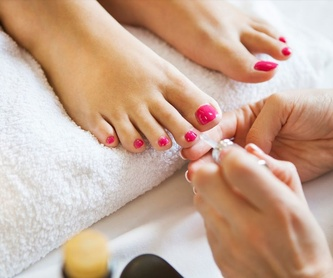 Pedicura semipermante: Servicios de Nails Madrid