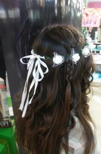 Peinados niña comunión Paseo de Extremadura - Madrid