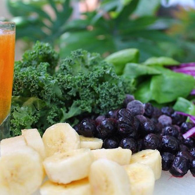 La importancia de la dieta en la tercera edad