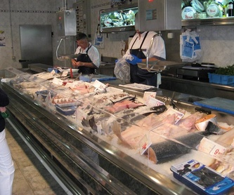 Productos especiales Navidad: Productos de Pescadería El Faro de la Bozada