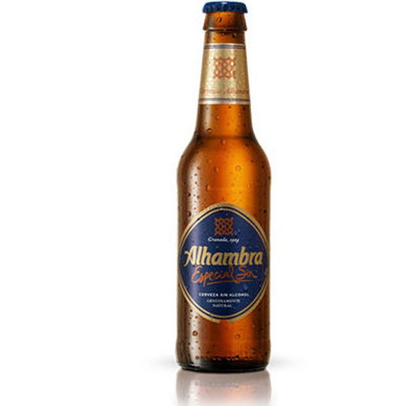 Alhambra Sin Alcohol: Nuestros Productos  de Anigma