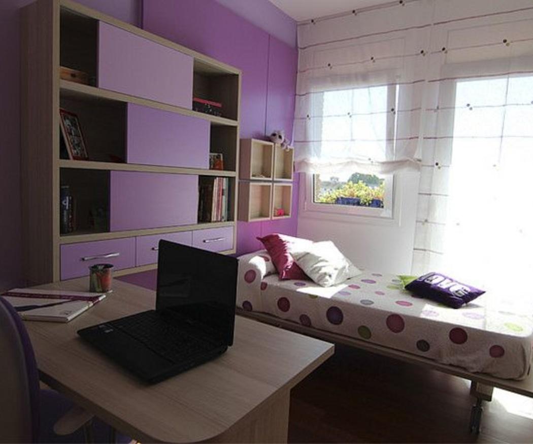 Dormitorios juveniles: decoración y bienestar