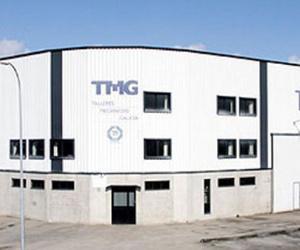 Calderería industrial en Coruña