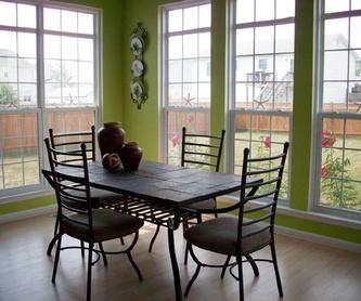 Muebles: Trabajos realizados  de Alumifex