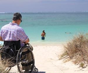 El alquiler de sillas de ruedas