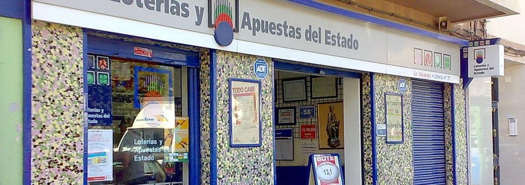 Comprar lotería Navidad en Valencia