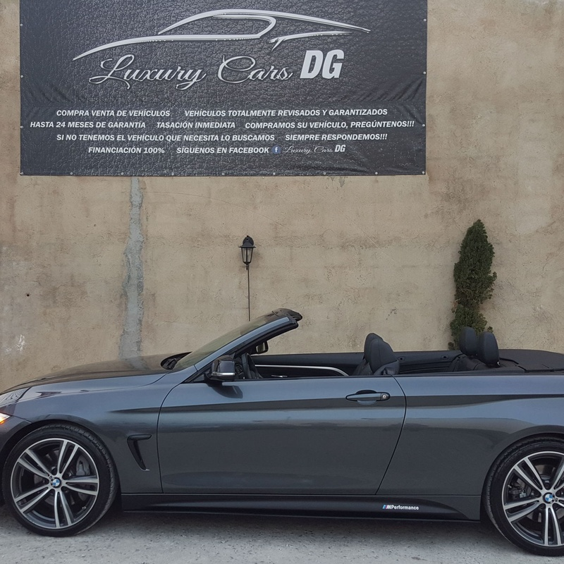 BMW 435i Mperformance Cabrio: Venta de vehículos de Luxury Cars DG