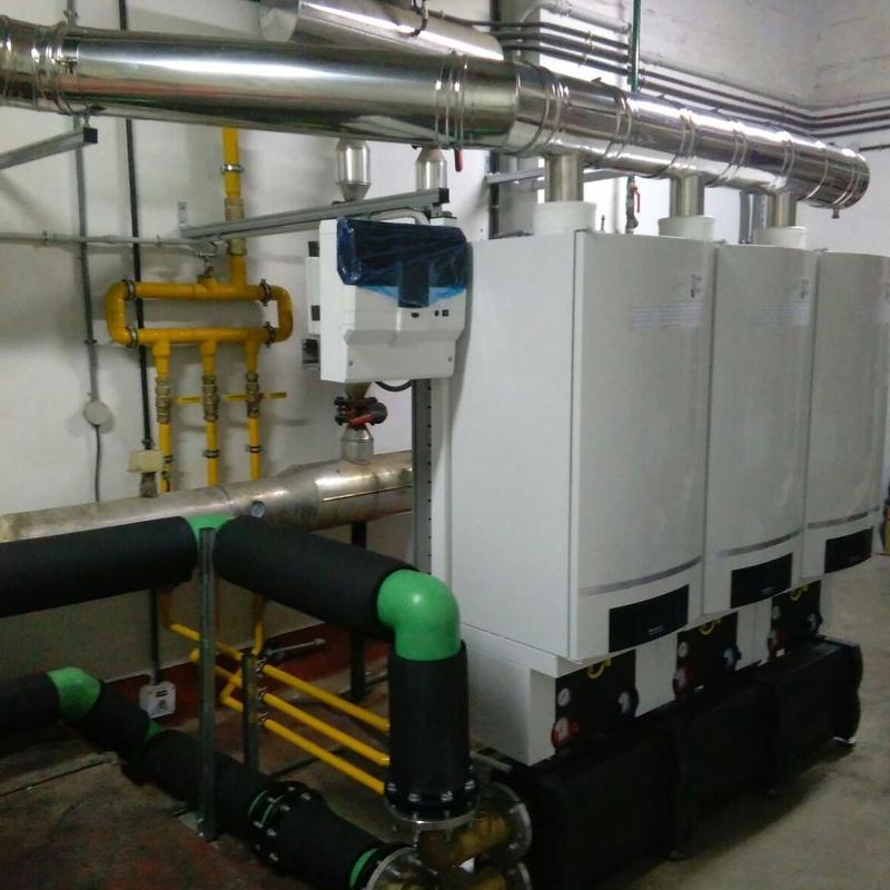 Distribución - Instalación y mantenimientos de Calderas: Servicios de AGENER CANARIAS