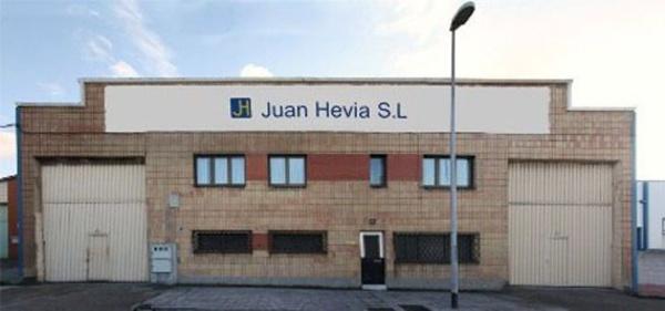 Fábrica de moldes en Asturias - Juan Hevia