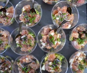 Comida casera, envasada en mono raciones: Productos y servicios de Rustic Torredembarra
