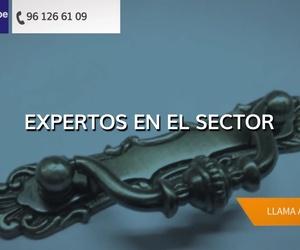 Herrajes para muebles en Valencia | Herrajes Franpe