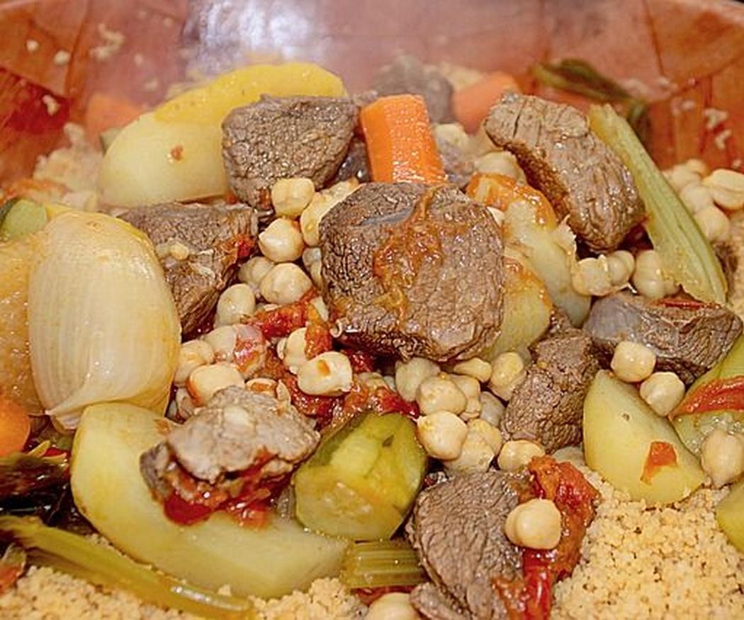 Los beneficios del couscous, uno de los platos más abrosos de la cocina árabe
