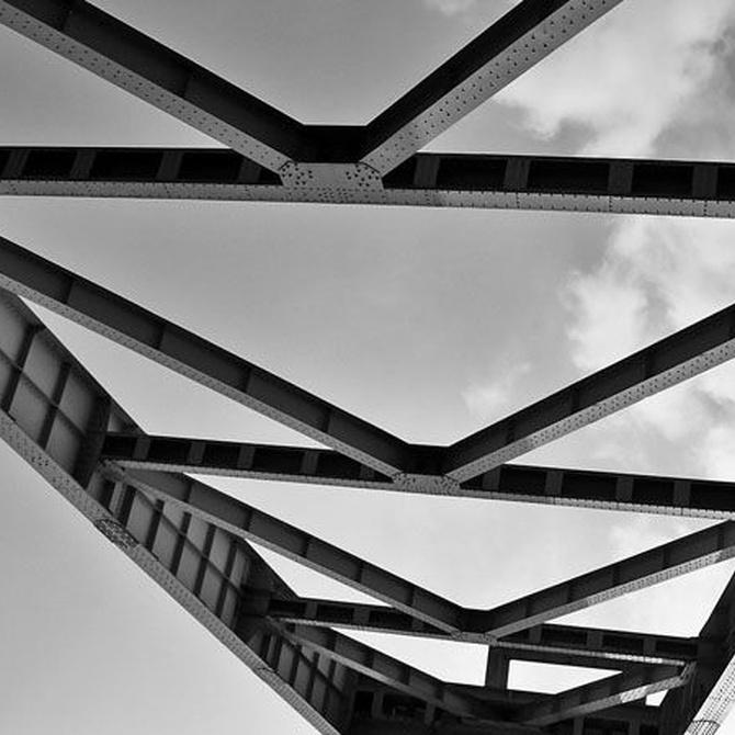 Propiedades de las vigas de hierro para la construcción