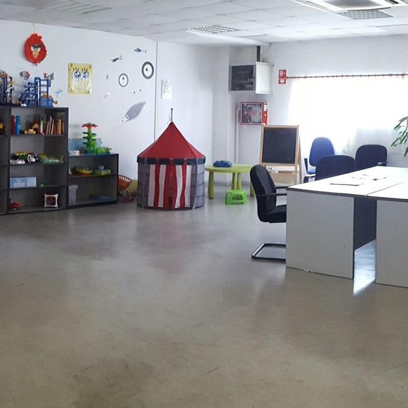Sala de espera : Qué hacemos de Rueda Ocasión