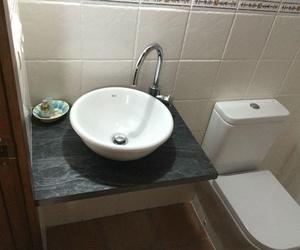 Reforma de baño en Bernardos