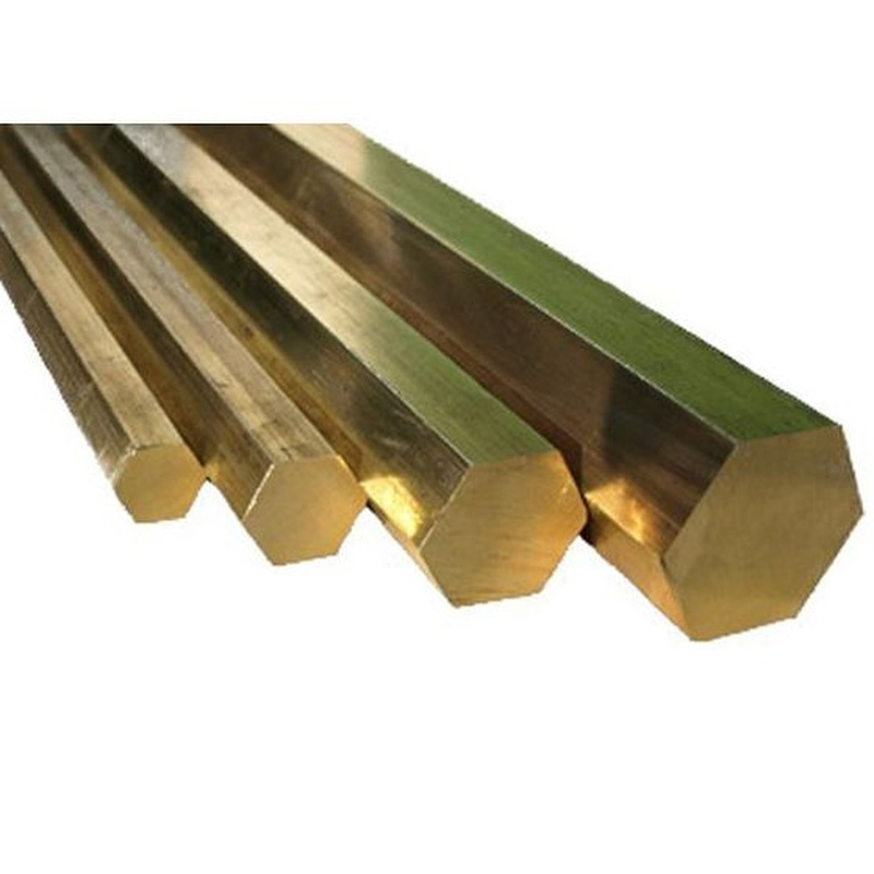 Barras de Latón : Productos  de Hierros y Metales Ferrer, S.A.