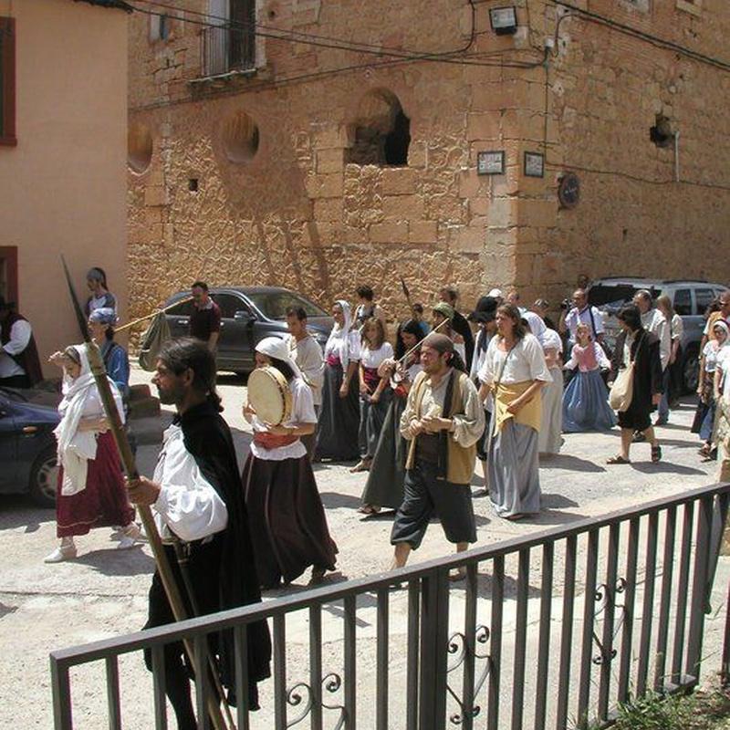 La Expulsión de los Moriscos: La Casa Josefina de Casa Josefina