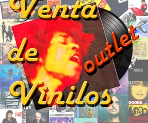 OUTLET de Vinilos (Lp-Single)