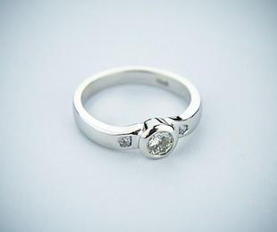 Tendencias en anillos de compromiso