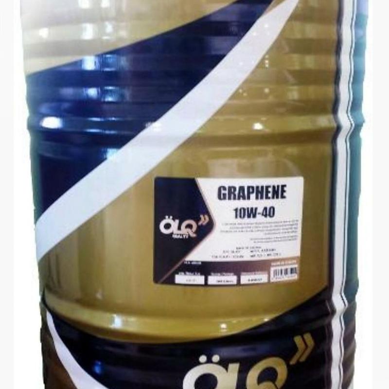 Bidón aceite 10w40 olq