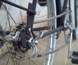 Restauración Integral Bici de Barilla del 1930