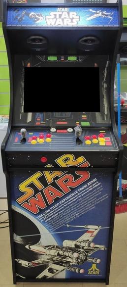 Modelo Big Arcade: Maquinas Recreativas/Pinball de Mundo Arcade Sevilla